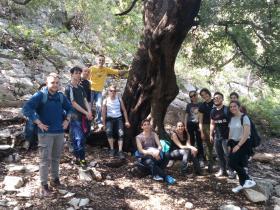 Escursione Gian Franco Capra